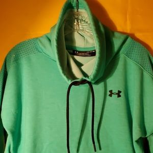 Under Armour french terry athletic top